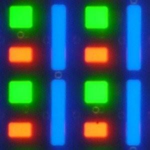 Рис.14 – микрография экрана