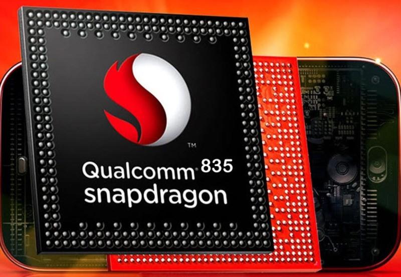Рис.15 Превью процессора Snapdragon 835.