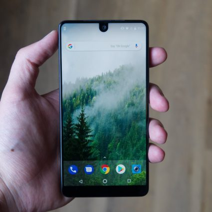 Обзор Essential Phone