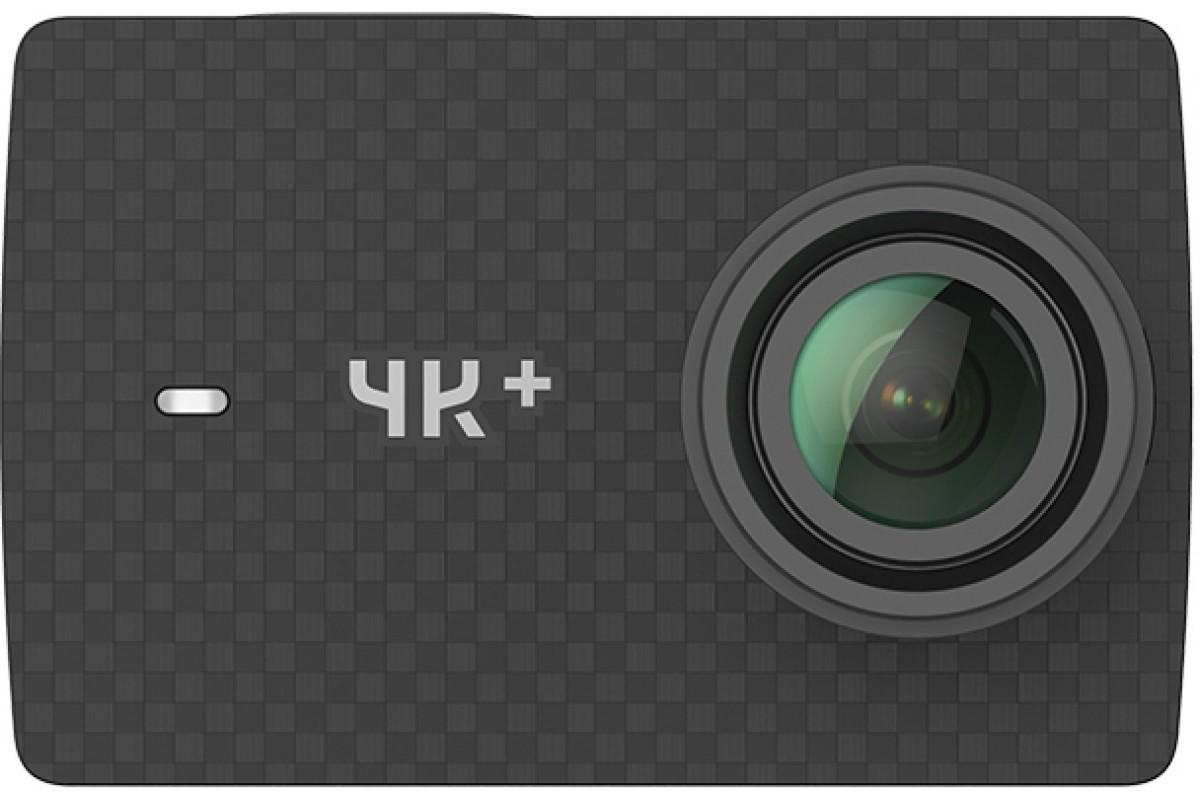 Рис. 2. Удобная, но плохо защищённая камера Yi 4K+.