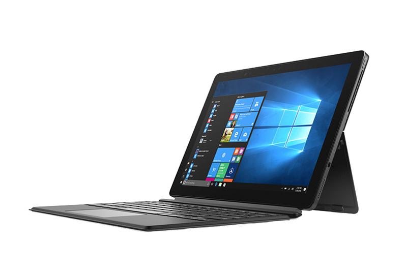 Рис. 2. Dell Latitude 5285 – безопасный и производительный.