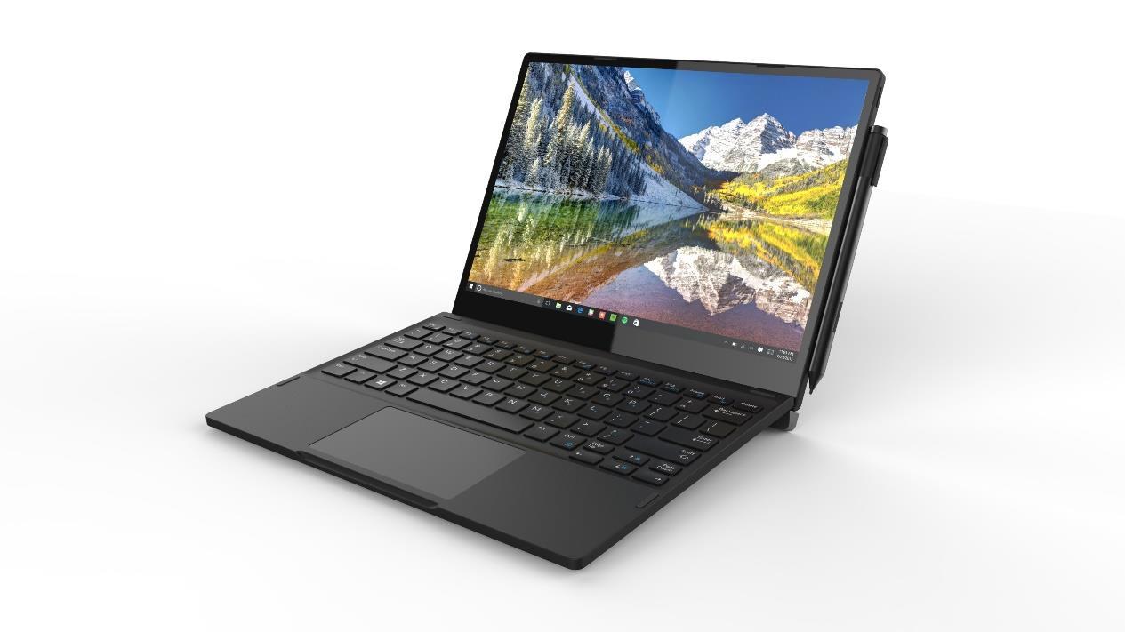 Рис. 3. Latitude 7285 – более универсальный и выгодный вариант от Dell.