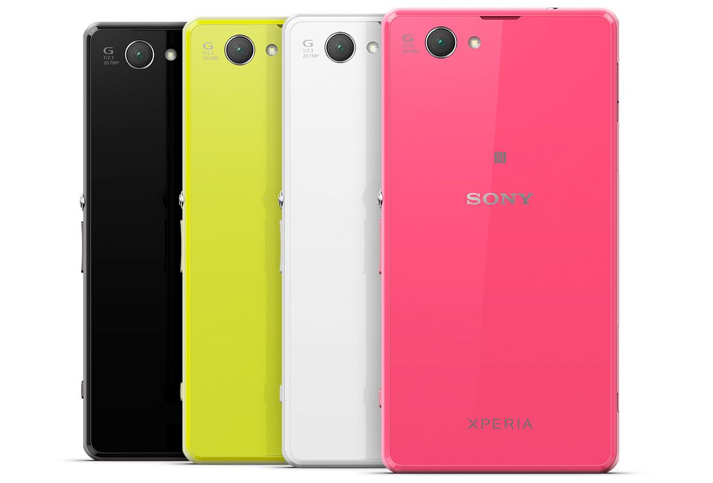 Рис. 3. Цветовые варианты смартфонов