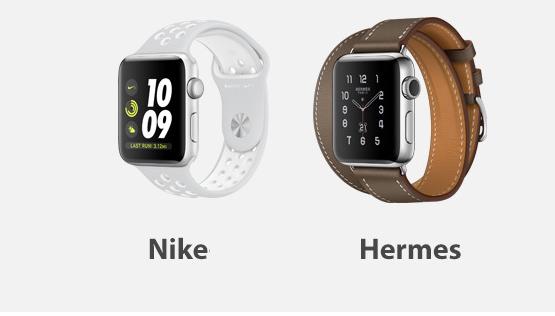 Рис.3 – спецификации Nike и Hermes