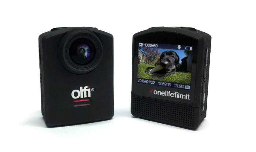Рис. 4. Olfi One.Five – хорошо защищённая камера с отличным качеством фото.