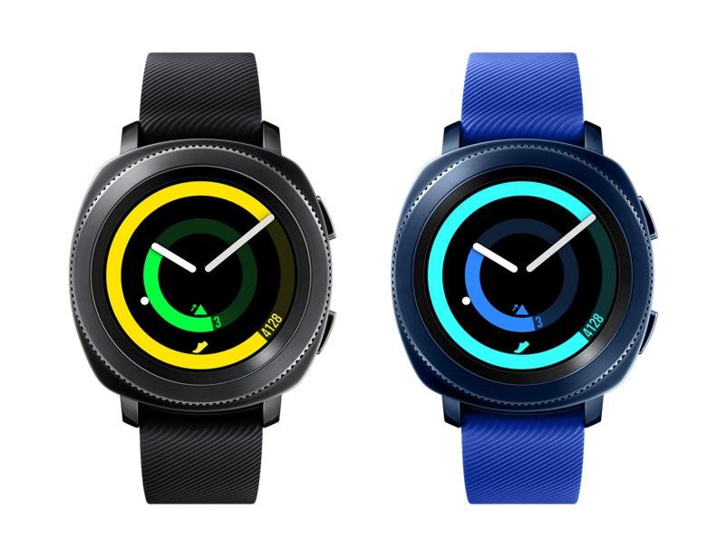 Рис.4 Цветовые варианты часов.