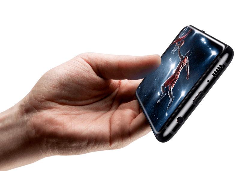 Рис. 4. Samsung Galaxy S8+ – хороший камерофон с более доступной по сравнению с Note 8 ценой.
