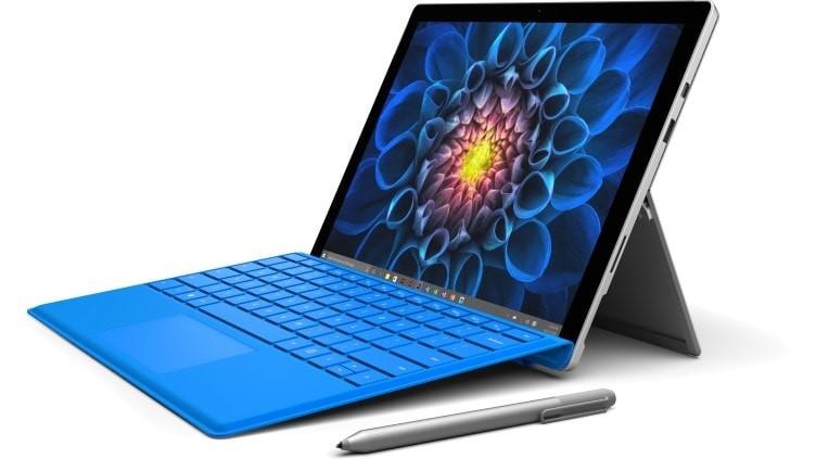 Рис. 4. Surface Pro 4 – мощный и сравнительно недорогой.