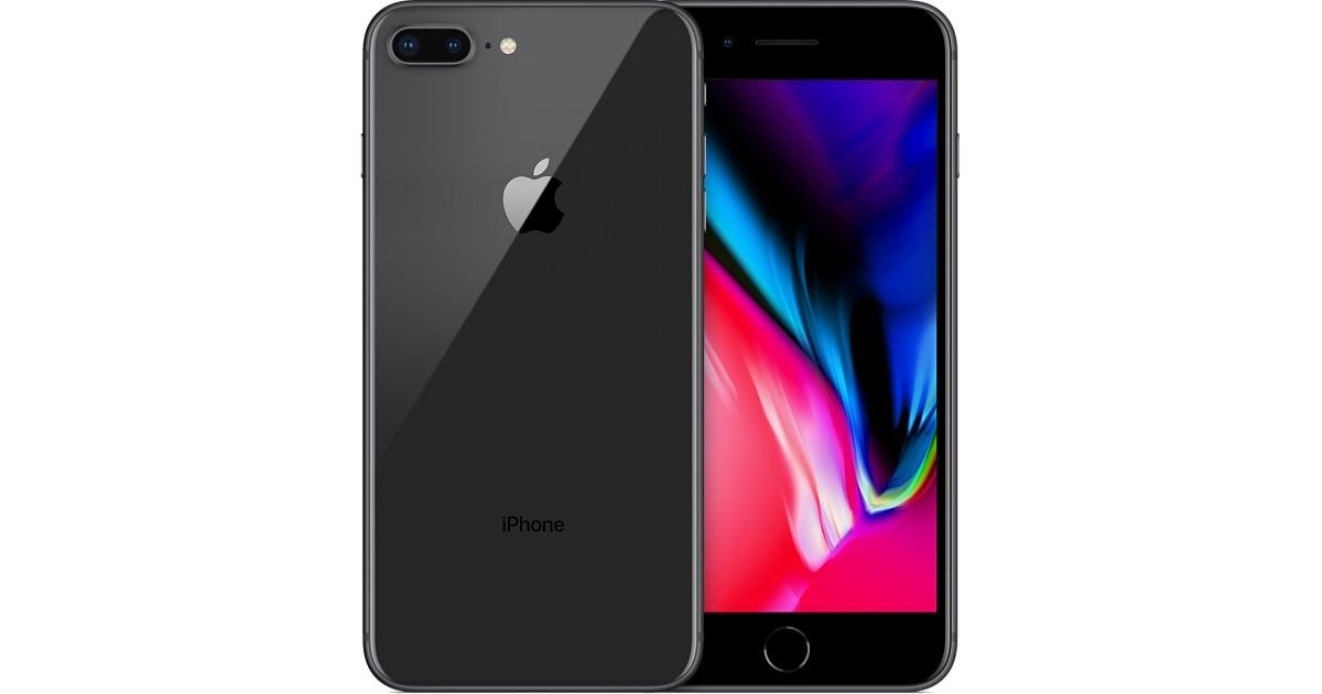 Рис. 5. Айфон 8 Плюс – для любителей техники Apple и качественных фото.