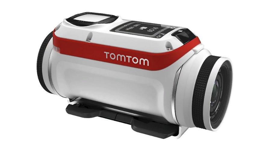Рис. 5. Модель TomTom Bandit – снимает быстро, работает долго.