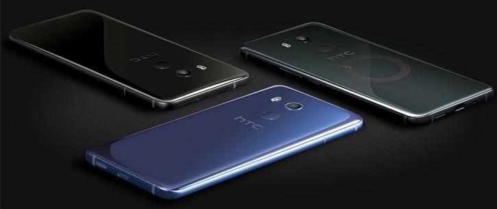 Рис.5 Цветовые вариации HTC U11 Plus.