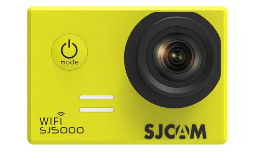 Рис. 6. Камера SJCAM SJ5000 WiFi – неплохой аналог дорогих моделей.