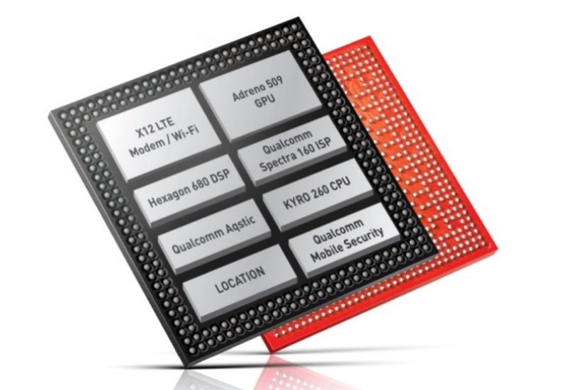 Рис.6 Процессор Snapdragon 636.