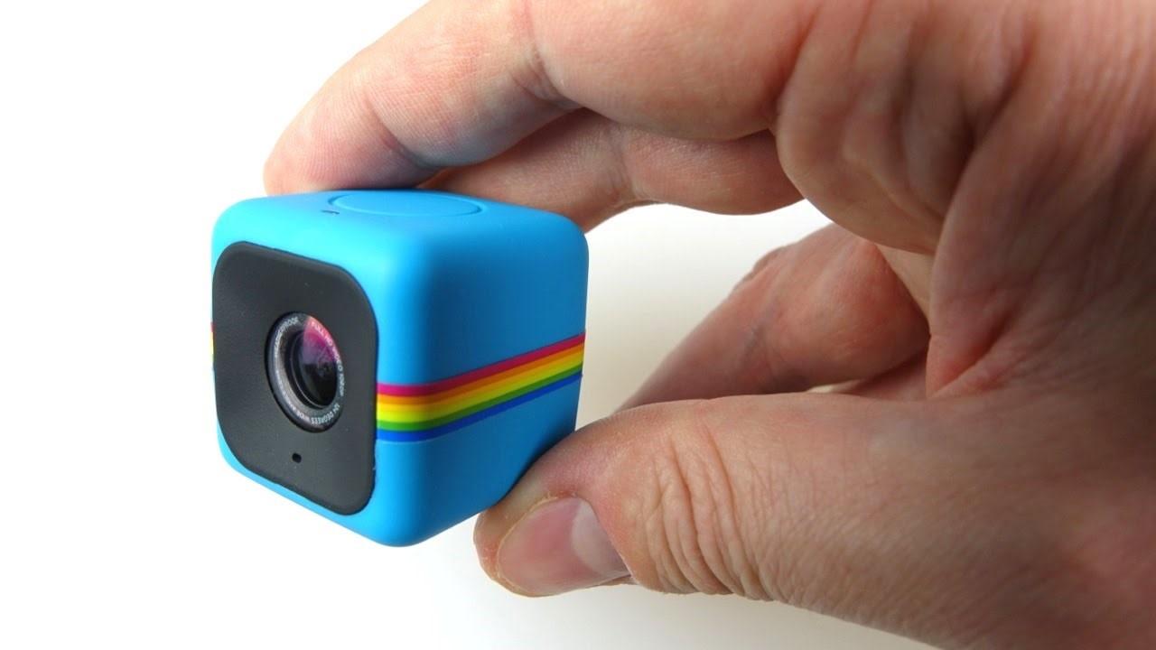 Рис. 9. Кубик-камера от Polaroid.