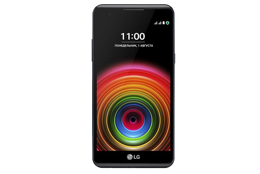 Рис. 9. LG X Power K220DS – неплохой дизайн при длительной работе без подзарядки.