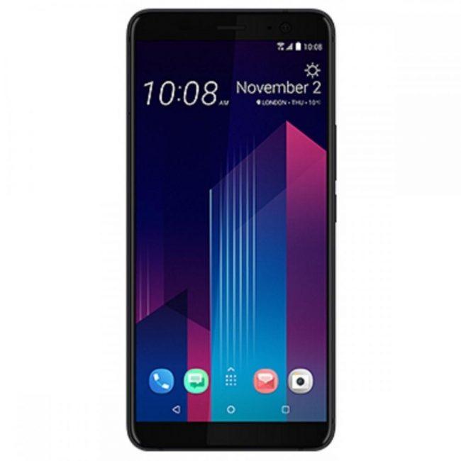Рис.9 Экран телефона HTC U11 Plus.