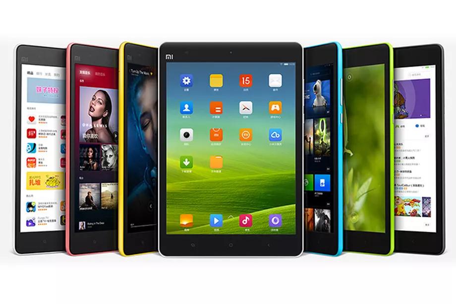 Рис. 1. Планшет MiPad – первое поколение Xiaomi, получившее лучший аккумулятор и слот microSD.