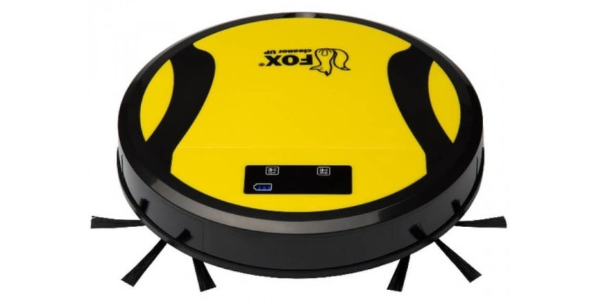 Рис. 10. Foxcleaner UP – стильная и недорогая модель.