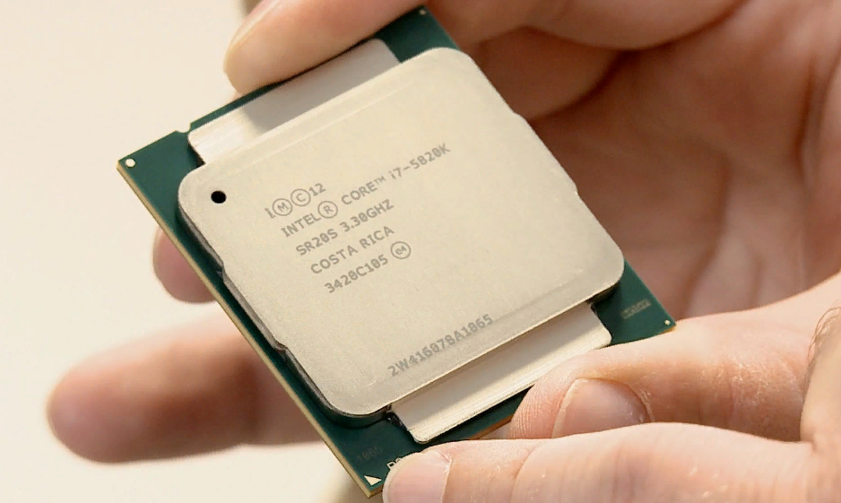 Рис. 10. Процессор i7-5820K.