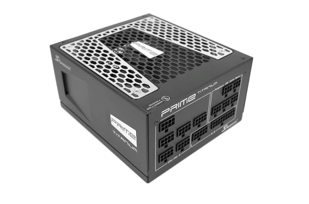 Рис. 10. БП Seasonic Electronics PRIME Titanium 750W.