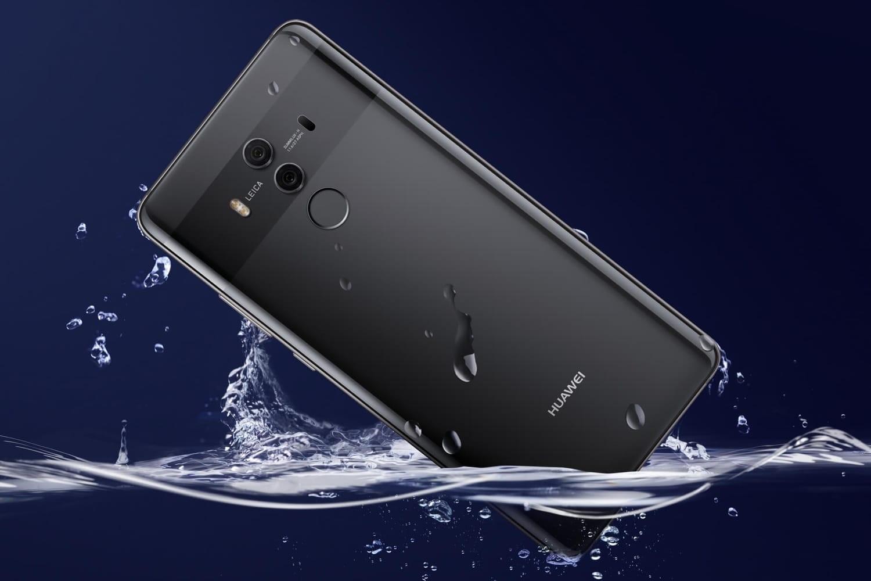 Рис. 14. Huawei Mate 10 Pro.