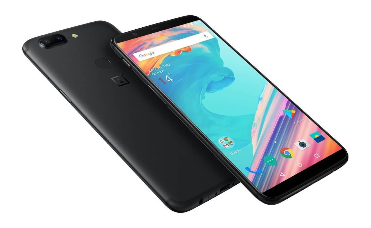 Рис. 16. Смартфон OnePlus 5T.