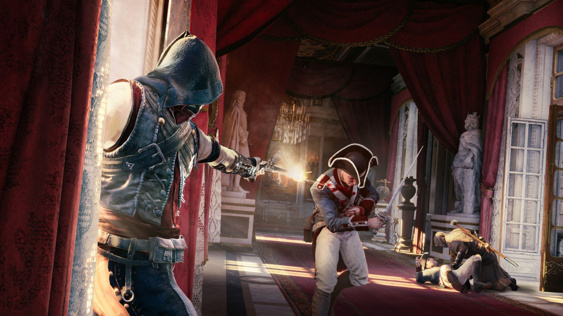 Рис. 3 - Assassin's Creed: Unity