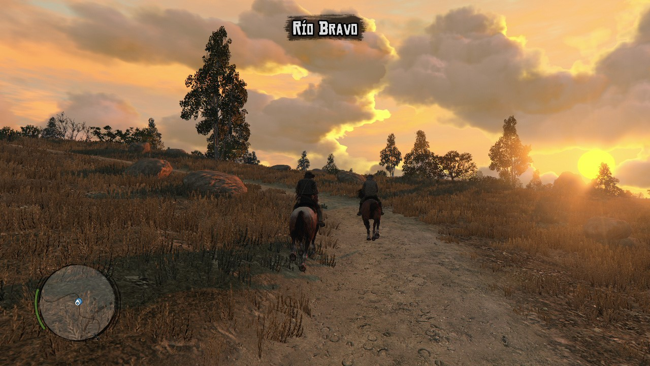 Рис. 4 - Red Dead Redemption