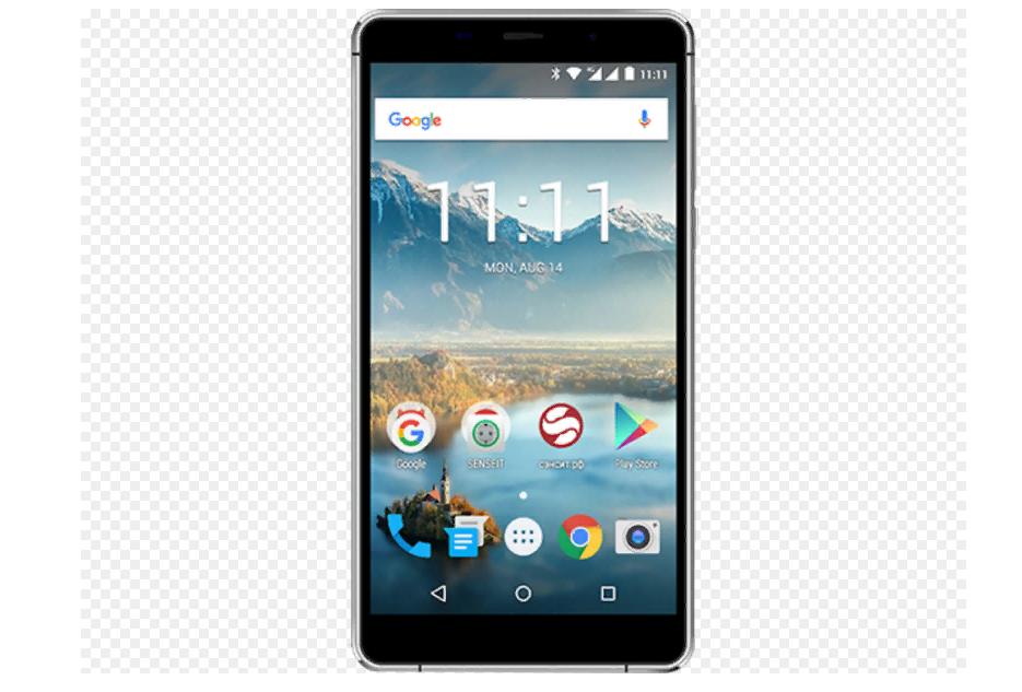 Рис. 4. SENSEIT T300 – неплохой смартфон с доступной ценой.