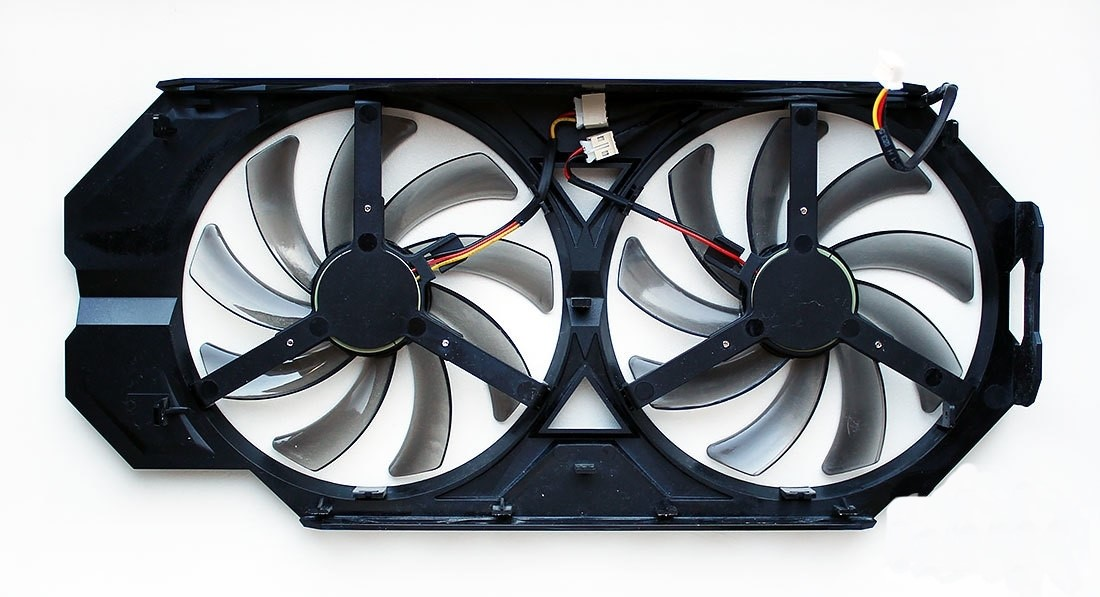 Рис. 5 - Вентиляторы