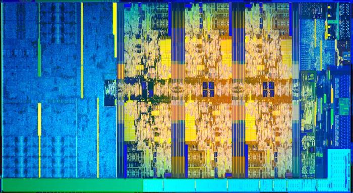Рис. 6 – Внешний вид чипа