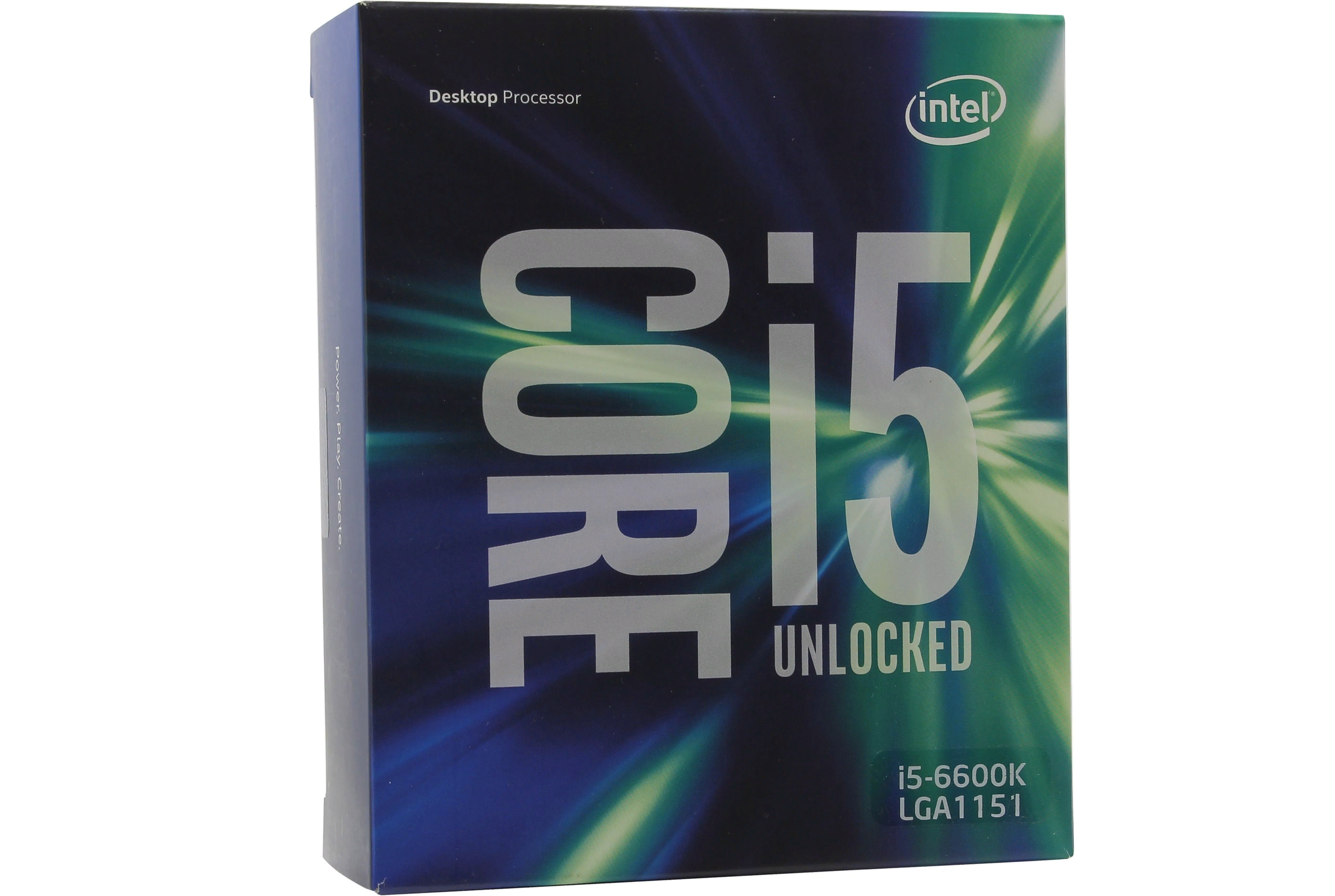 Рис. 6. Процессор i5-6600K.