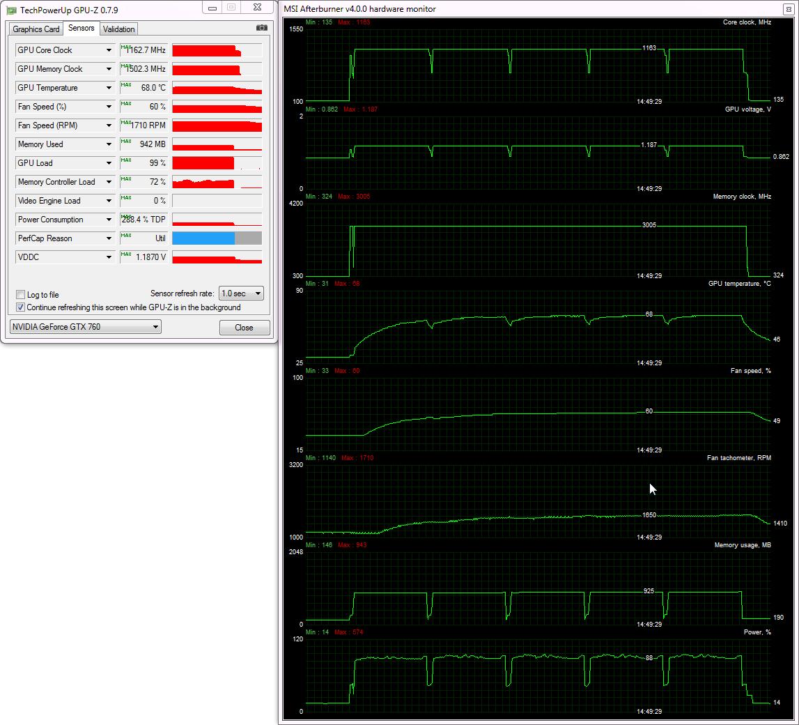 Рис. 6 – Скриншот GPU-Z
