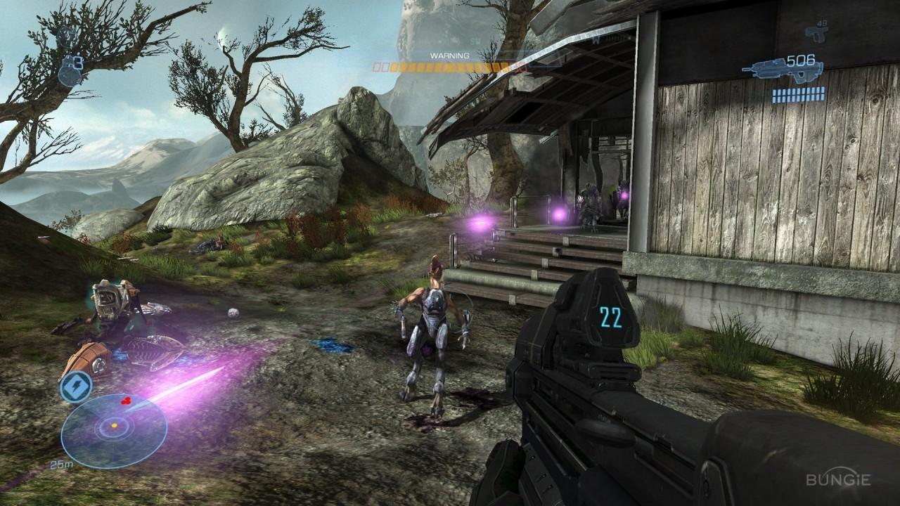 Рис. 7 – Halo: Reach