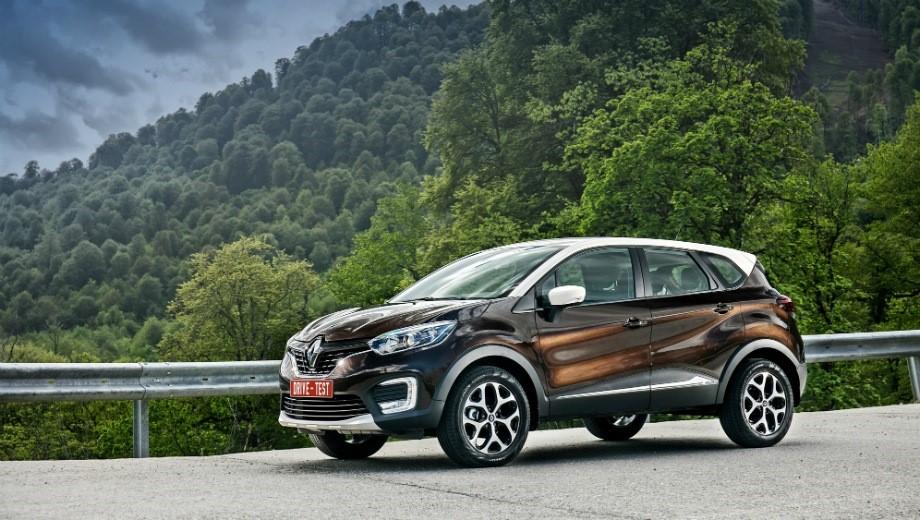Рис.7 – Renault Kaptur