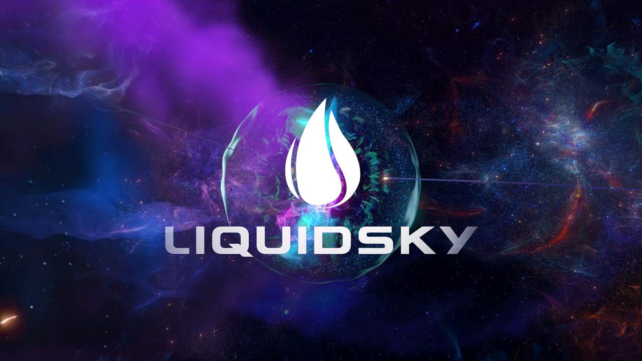 <Рис. 7 Liquidsky>