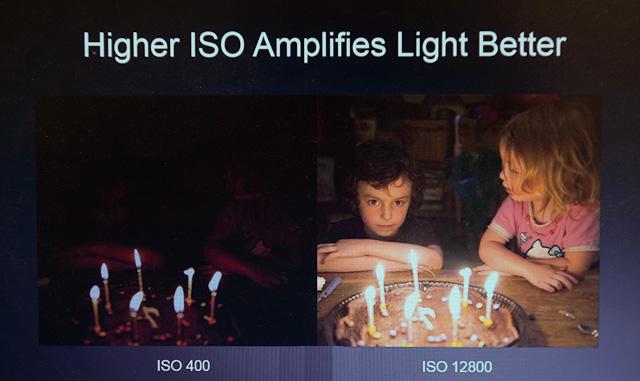 Рис. 9. Возможности ISO 12800