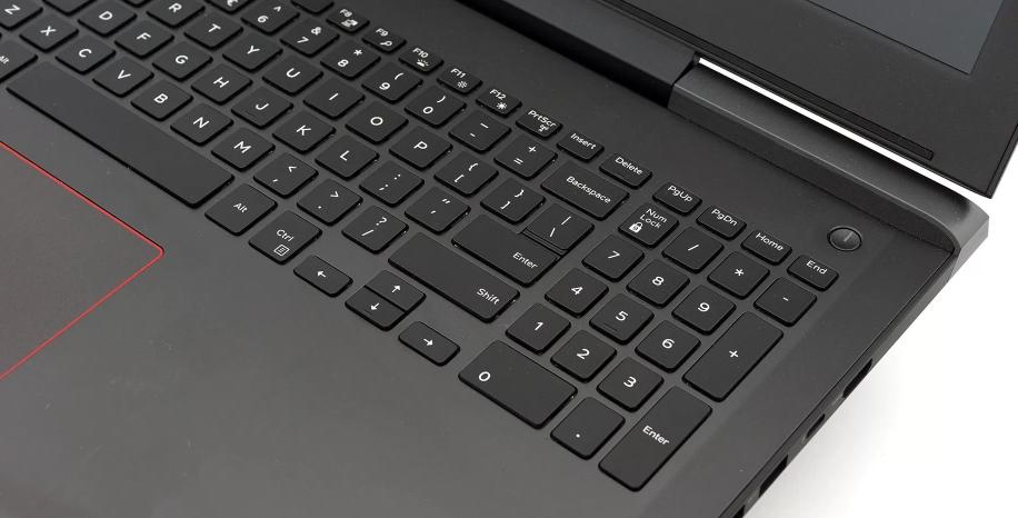 Рис. 9. Клавиатура устройства.