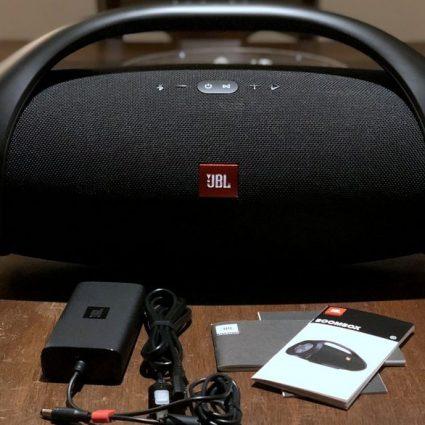 JBL Boombox обзор