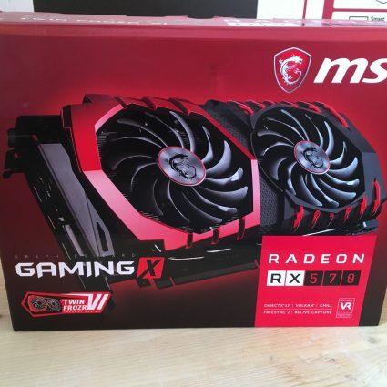 Обзор Radeon RX 570