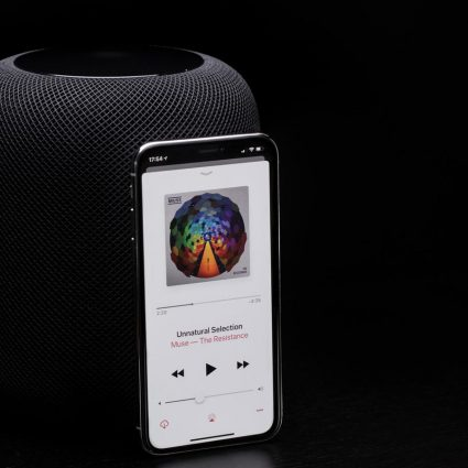 Apple HomePod обзор