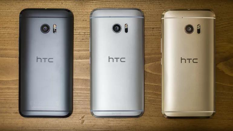 Рис. №1. Смартфоны HTC все менее популярны