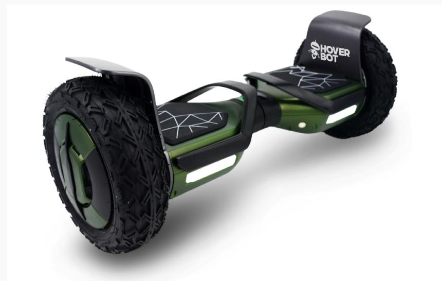 Рис. 10. Hoverbot C-5 Premium – гироскутер для плохих дорог.