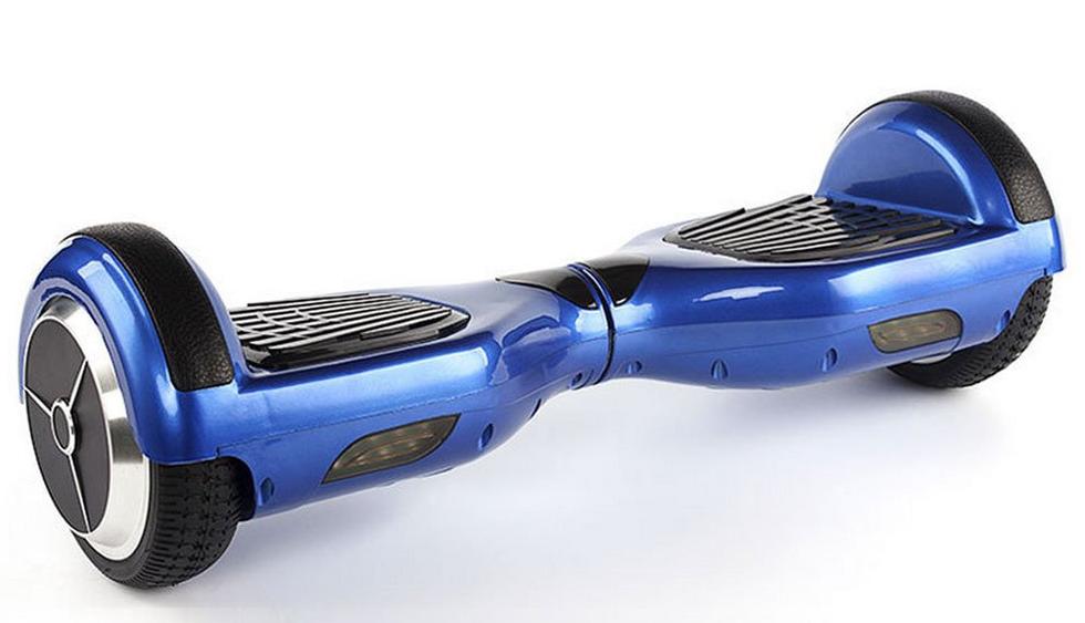 Рис. 2. Самый выгодный по цене гироскутер с 6,5-дюймовыми колёсами.
