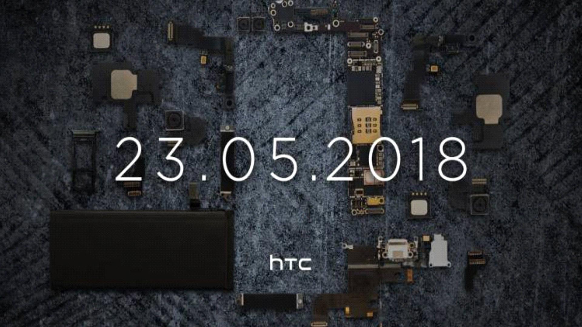 Рис. №2. 23 мая HTC запрезентует свой новый флагманский смартфон