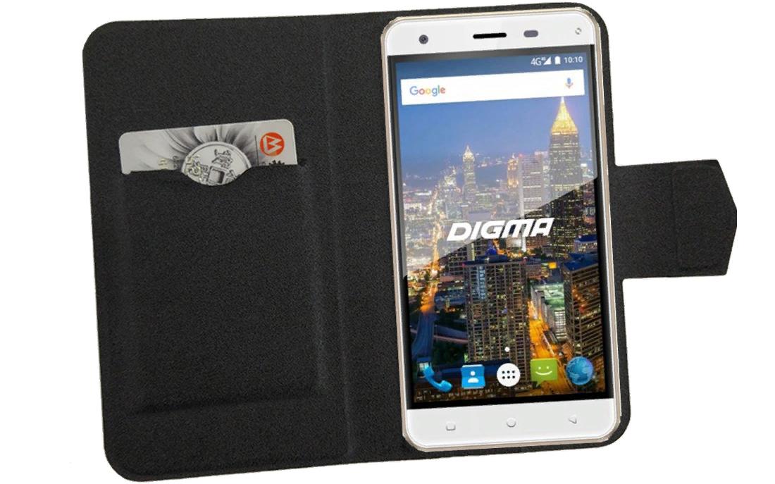 Рис. 2. Digma CITI ATL 4G – смартфон с хорошей батареей и неплохим ПЗУ.