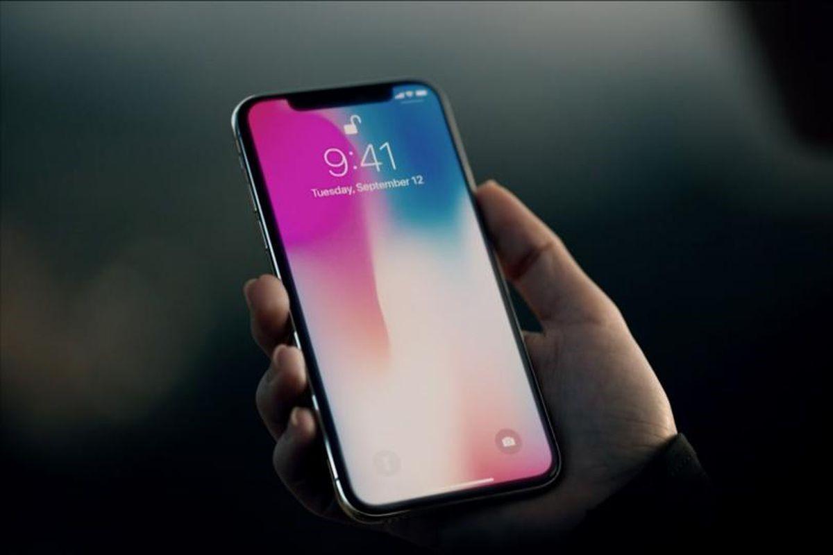 Рис. 3. Модель Apple iPhone X.