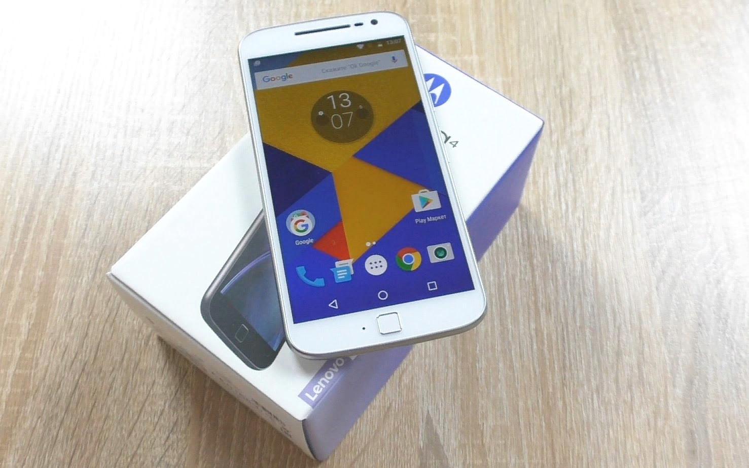 Рис. 3. Motorola Moto E Gen.4 Plus – стильный и оригинальный телефон с доступной ценой.