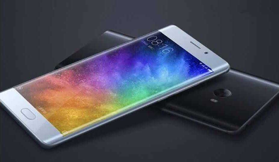 Рис. 4. Телефон Xiaomi Mi Note 3.