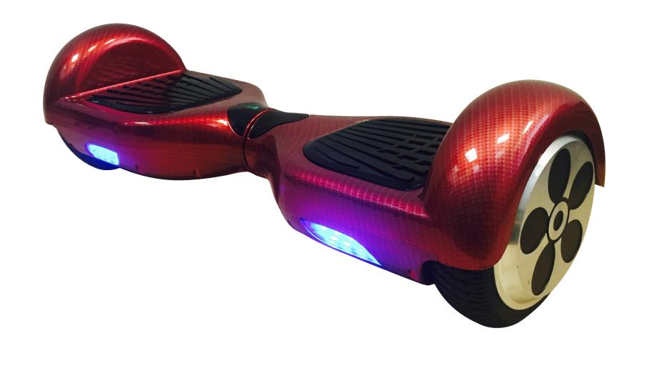 Рис. 4. Прочный и удобный гироскутер WMotion WM6.
